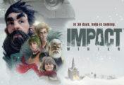 Une date de sortie pour Impact Winter sur Playstation 4 et Xbox One