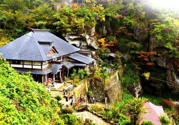 Une visite du temple Yamadera dans la préfecture Yamagata