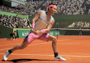 AO International Tennis : Découvrez le mode création de stade