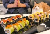 Japon : Une recette d'American sushi par Jun's Kitchen