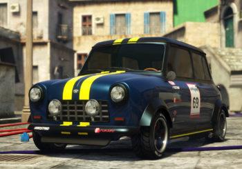 GTA Online : Un nouveau mode de jeu et trois nouveaux véhicules disponibles