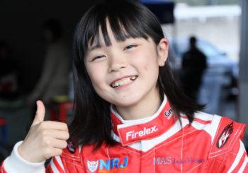 Japon : A 11 ans, Juju Noda pilote une formule 3 à plus de 240km/h