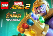 Avengers : Infinity War arrive dans Lego Marvel Super Heroes 2