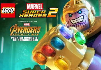 Lego Marvel Super Heroes 2 : Un trailer pour le DLC Avengers Infinity War