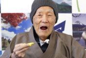 Le nouveau doyen de l'humanité est le japonais Masazo Nonaka