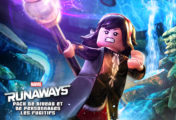 Un pack Runaways pour Lego Marvel Super Heroes 2