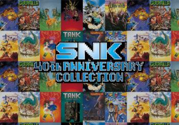 Une date de sortie pour SNK 40th Anniversary Collection