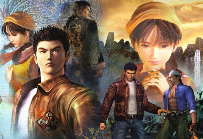 Shenmue I et II débarquent cette année sur Playstation 4 et Xbox One