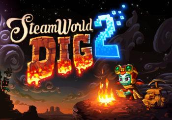Une date de sortie pour la version boîte de SteamWorld Dig 2 sur Switch et PS4