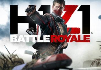 Une grosse update et une nouvelle carte pour H1Z1 sur PC