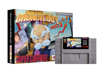 Fork Parker's Crunch Out arrive sur Super Nintendo