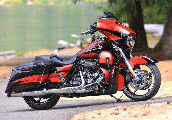 The Crew 2 : Un trailer pour l'Harley-Davidson Street Glide 2017
