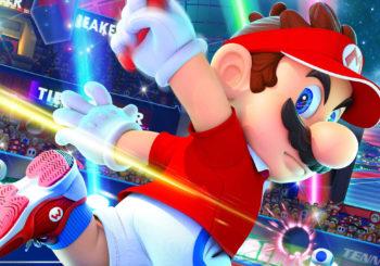 Mario Tennis Aces : Un tournoi en ligne de pré-lancement