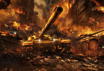 Test d'Armored Warfare sur Playstation 4 Pro
