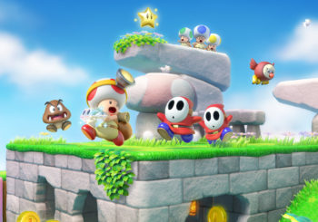 Un nouveau trailer pour Captain Toad: Treasure Tracker