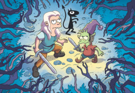 Un teaser pour Disenchantment, la nouvelle série de Matt Groening