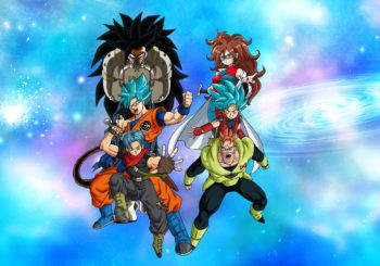 Un premier trailer pour la série Super Dragon Ball Heroes