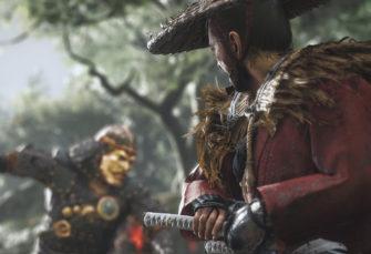 Une première vidéo de gameplay pour Ghost of Tsushima