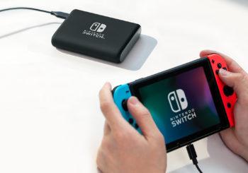 Anker annonce des batteries officielles Nintendo Switch en France