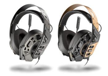 Plantronics dévoile les casques gaming RIG 500 Pro Series