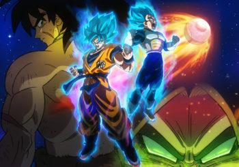 Une première bande annonce pour Dragon Ball Super Broly