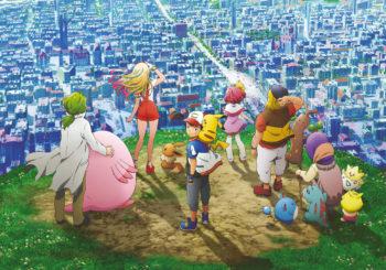Une bande-annonce pour Pokémon le film : Le pouvoir est en nous