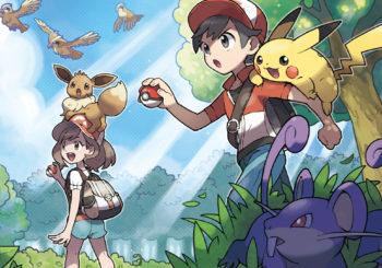 De nouvelles informations sur Pokémon : Let's Go, Pikachu et Évoli