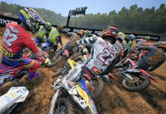 Test de MXGP Pro sur Xbox One X