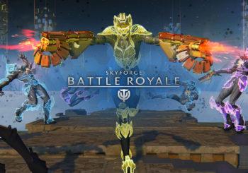 Un mode Battle Royale arrive bientôt sur Skyforge
