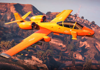 Le B-11 Strikeforce est disponible dans Grand Theft Auto Online