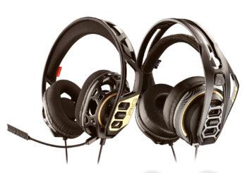 Plantronics annonce les casques RIG 300 Series et RIG 400 PRO HC