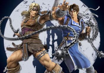 Simon et Ritcher de Castlevania seront dans Smash Bros Ultimate