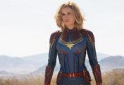 Marvel dévoile une première bande annonce pour Captain Marvel