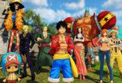 One Piece World Seeker : De nouveaux détails sur l'histoire