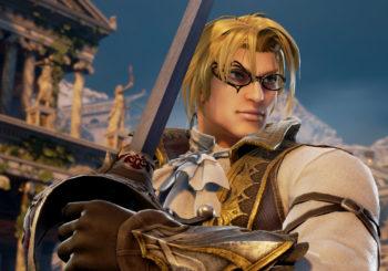 Raphaël sera aussi présent dans SoulCalibur VI