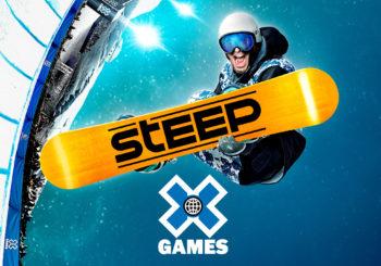 Les X Games débarquent bientôt dans Steep