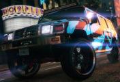 GTA Online : Le Mammoth Patriot et le Chariot Romero en vente