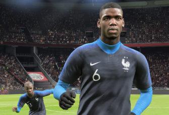 Test de Pro Evolution Soccer 2019 sur Xbox One X