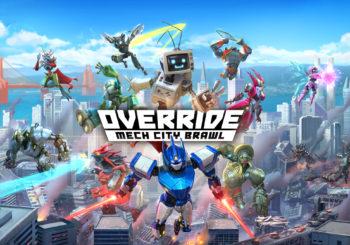 Un nouveau trailer de présentation pour Override: Mech City Brawl